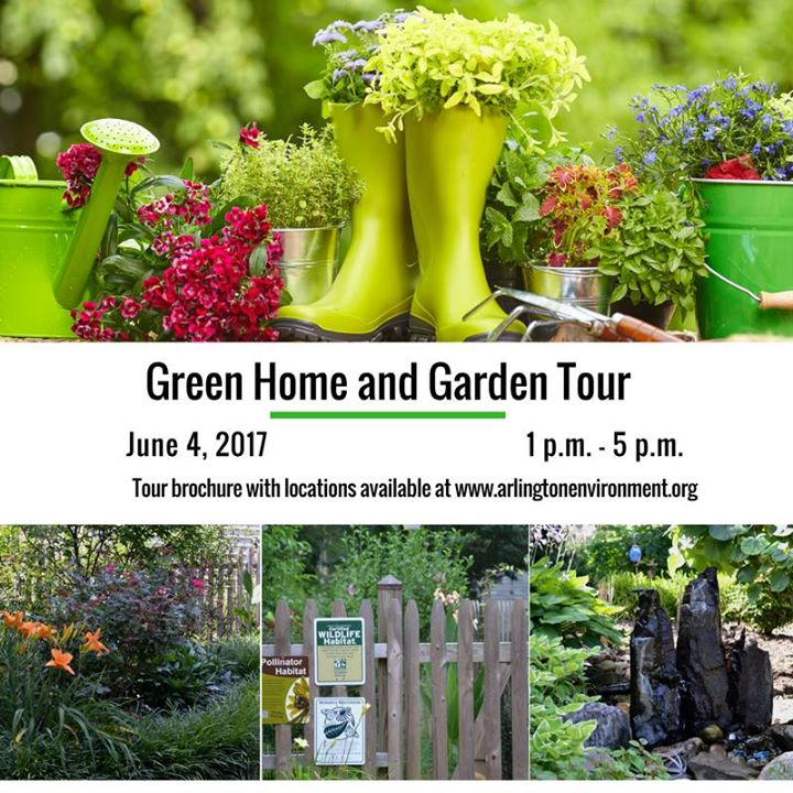 The 15th Annual Tour Will Include A Mixture Of New Green Homes, Green  Renovations, And Watershed Friendly Gardens.